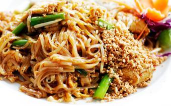 Tajskie danie