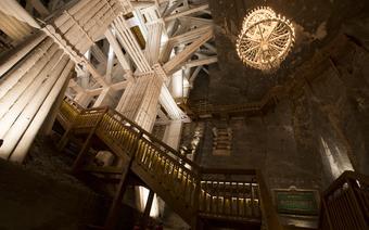 Ciekawe miejsca w Polsce: Wieliczka, kopalnia soli w Wieliczce