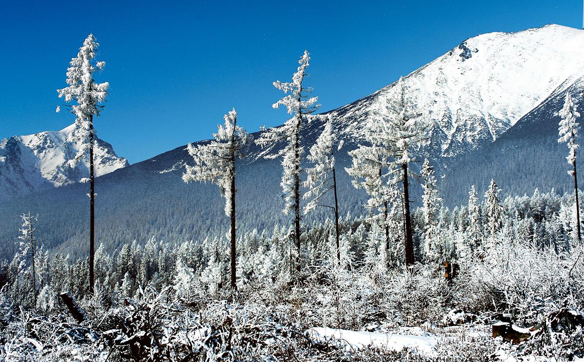 narty na słowacji, tatry wysokie