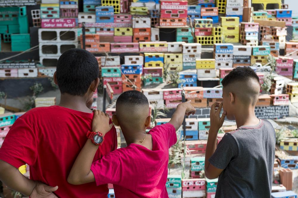 Rio de Janeiro - projekt Morrinho